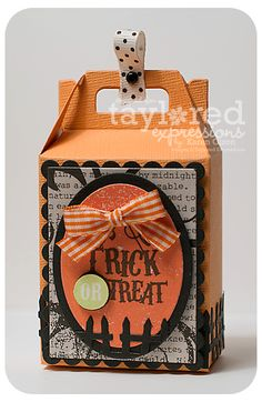 Trick or Treat Box
