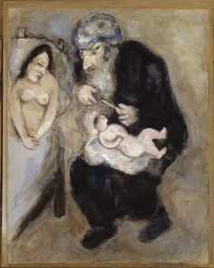 M. Chagall #MarcChagall learn more on http://www.johanpersyn.com/category/humanity/art/marc-chagall/