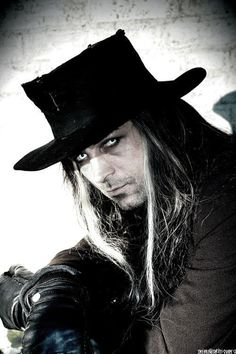 Interview with Carl McCoy of Fields of the Nephilim Gothic Men, Dark Gothic, Gothic Steampunk, Steampunk Clothing, Victorian Gothic, Gothic Girls, Gothic Beauty, Steampunk Fashion, Gothic Lolita
