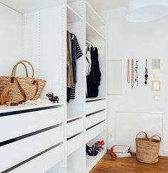 Tips for cleaning out your closet, for good