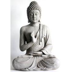 Calming Buddha Statue