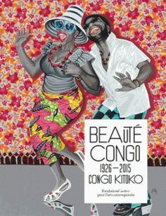 Catalogue d'exposition Beauté Congo 1926-2015