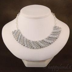 Le gioie di Happyland - patterns: collane/necklace