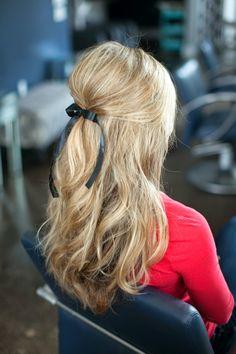 Running Late? 5 Minute Cute Hair Styles - MyThirtySpot