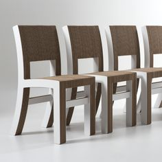 Kubedesign - Chaise en carton