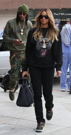 Ciara and Future