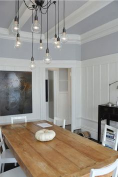 Going Gray in the Dining Room — Roommarks