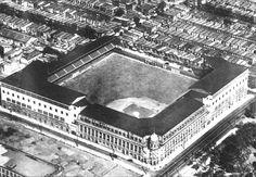 classic shibe park; later renamed connie mack stadium:  philadelphia, pennsylvania