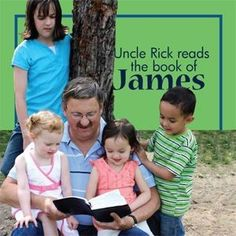 Uncle Rick Reads the Book of James $9
