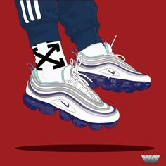 Men's Running Shoes.  Men and women have many differences and shoes are just one of them. The design is Sneakers Wallpaper, Shoes Wallpaper, Nike Wallpaper, Nike Air Max, Air Max 97, Dope Cartoons, Dope Wallpapers, Hypebeast Wallpaper, Sneaker Art