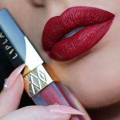 Pick the best liquid lipstick that flatters your facial features and your overall image. Pin it to know what to buy next time you go shopping. #makeup #makeuplover #makeupjunkie #lips
