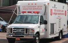 Monday, April 15, 2013 - The Salvation Army is providing support to survivors and first responders in Boston, Massachusetts, after two explosions occurred near the Boston Marathon finish line this afternoon.