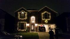 Christmas Lighting with Lighting By Veterans!  469-269-2838 (AVET) lightingbyveterans.com