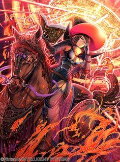 Últimas subidas - Miriel - Artworks e imágenes - Galería Fire Emblem Wars Of Dragons