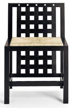 Charles Rennie Mackintosh Candida Cottage Chair