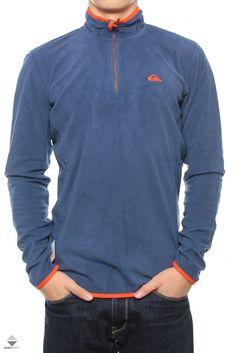 Bluza Snowboardowa Quiksilver Mission Half Zip Fleece