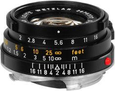 Leica Summicron-C 40mm F2