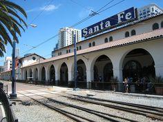 San Diego Union Train Station
