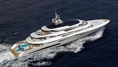 Beiderbeck Designs has revealed their latest superyacht concept. Measuring 90m