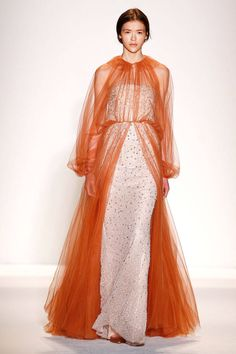 Style Trend: Orange, Sheer, Jeweled