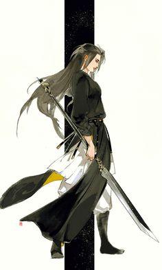 Imgur: The most awesome images on the Internet Manga Anime, Anime Art, Anime Boys, Fantasy Characters, Female Characters, Character Inspiration, Character Art, Ninja, Elfa