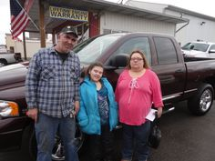 Congratulations to the Martin family on their purchase of a new Dodge Ram! A BIG thanks from the Auto Group! We really appreciate the opportunity to earn your business and hope you enjoy your new truck!