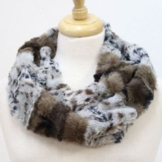 Coming soon! Faux fur leopard infinity scarf! Shipment arriving soon! Perfect for winter very pretty faux fur infinity scarf! 100% polyester. Accessories Scarves & Wraps
