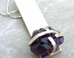 Popular items for raw amethyst crystal on Etsy
