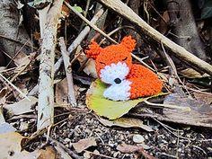Ravelry: Amigurumi Sleepy Fox pattern by Tanya Eberhardt Crochet Fox, All Free Crochet, Crochet Patterns Amigurumi, Amigurumi Doll, Crochet Animals, Crochet Crafts, Crochet Dolls, Crochet Projects, Yarn Animals