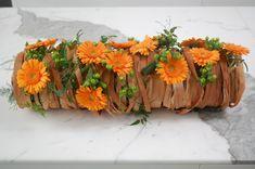 Art Floral, Floral Design, Grave Decorations, Flower Decorations, Thanksgiving Diy, Thanksgiving Decorations, Pumpkin Crafts, Fall Crafts, Floral Centerpieces