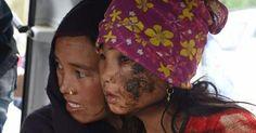 osCurve   Contactos : Rescatan heridos en aldeas próximas al epicentro m...