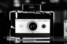 #vintage #polaroid camera