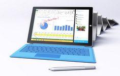 ONE:  Microsoft anuncia la nueva tableta Surface Pro 3 con pantalla de 12 pulgadas
