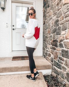 Wearing Lately - Instinctively en Vogue- casual Valentine's Day outfit Valentine's Day Outfit, Outfit Of The Day, Fashion Group, Fashion Outfits, High Waisted Flares, Cozy Winter Outfits, Instagram Outfits, Vogue Fashion, Time Sharing