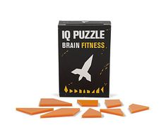 Check out our iq puzzle selection for the very best in unique or custom, handmade pieces from our shops. Iq Puzzle, Brain Teasers, Family Games, Puzzle Pieces, Plane, Board Games, Jigsaw Puzzles, Gifts, Handmade