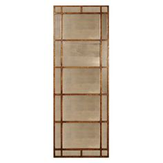 Uttermost Avidan Antique Full Length Mirror - 29W x 80H in.
