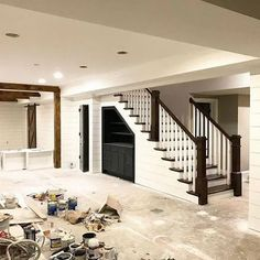 New Dream House Basement Decor Ideas Small Basements, House, Home, Basement Decor, New Homes, Basement Apartment Decor, Home Renovation, Apartment Decor, Small Basement Apartments