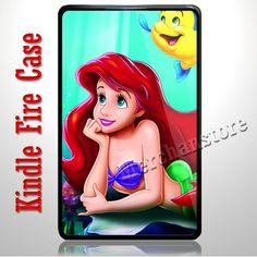 Ariel the little mermaid Kindle Fire Case
