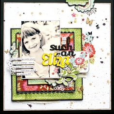 A Project by georgia keays from our Scrapbooking Gallery originally submitted 09/02/11 at 06:28 AM