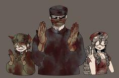One Piece, Vergo, Baby 5, Dellinger
