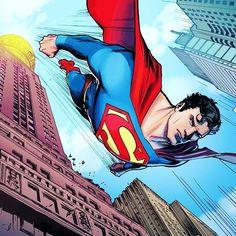 #Superman by Juan Ferreyra