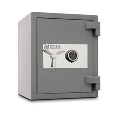 Mesa Safes MSC2520E Safe - 2 Hour Fire High Security Safe - 2.7 Cubic Feet #Gunsafes.com