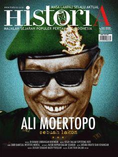 Ali Moertopo, Krapyak courtesy Historia magazine