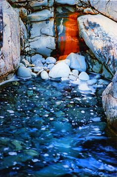 Fairy Pools, Isle of Skye via @Ash Huang