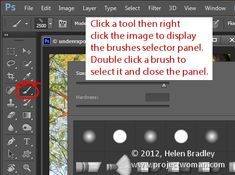 5 Things to Know About Photoshop Brushes - Digital Photography School | Photography - Tips - Tutorial