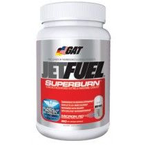 GAT JetFuel Superburn MAXIMIZE calorie-burning intensity and energy! BREAK DOWN body fat! ENHANCE alertness! OPTIMIZE absorption!  http://hersuppz.com/gat-jetfuel-superburn-120-caps.html