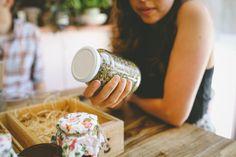 Calendula Tea, Food Gifts, Whole Food Recipes, Gift Guide, Vegetarian, Homemade, Foods, Healthy, Blog