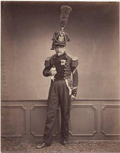 c. 1858: Photos of Veterans of the Napoleonic Wars