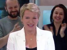 VIDEO. Les larmes d'Elise Lucet pour son dernier JT sur France 2