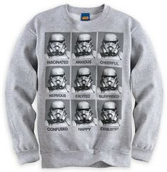 Stormtroopers Sweatshirt for Kids - Star Wars on shopstyle.com